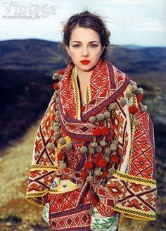 THE SIGNIFICANCE OF COLORS IN THE SLAVIC PATTERNS / Amazing Handmade