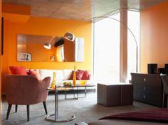 Elige los muebles de un tamaño proporcional al espacio del que dispones.