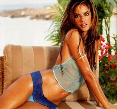 Alessandra Ambrosio I'm so jealous I almost don't want to pin it
