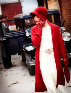 "Essie Davis in ""Miss Fisher's Murder Mysteries"""