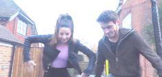 i love zalfie British Youtubers, Zoe Sugg, Tyler Oakley, Zoella, Beautiful People, Swag, Celebs, Friends, Children