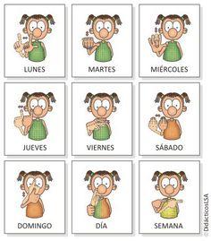 CoSqUiLLiTaS eN La PaNzA BLoGs: MATERIAL DE LENGUA DE SEÑAS (LSA ARGENTINA)
