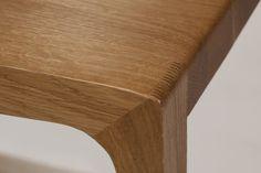 Massivholz Freischwinger HUGO - Handwerkskunst der Keilzinkung macht das Meisterstück möglich [Wittmann Massivholz] Hugo, Cantilever Chair, Contemporary Design