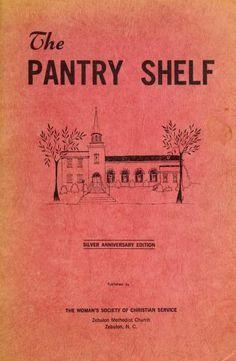 The Pantry shelf
