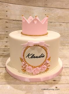 Very Girly Cake on Cake Central