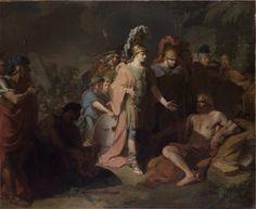 Alexander and Diogenes by Jean-Baptiste Regnault. oil on canvas. Ecole des  Beaux-Arts, Paris. 9e0e33bde5b
