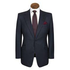 Men's Bespoke Business Suits - H. Huntsman & Sons