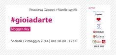 #gioiadarte Blogger Day alla Pinacoteca Agnelli il 17 maggio #StayTuned @Pinacoteca Agnelli