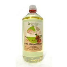 Óleo massagem base de Amêndoas. Experimente nossos óleos para massagens.