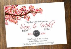 Hey, I found this really awesome Etsy listing at https://www.etsy.com/es/listing/177407882/printable-wedding-invitation-watercolor