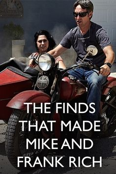Things can either make us or break us. See the most expensive finds of American Pickers and how much they cost. You'll be surprised to know what the biggest buys of Mike and Frank look like.