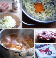 Perkelt - rychlé a snadné jídlo ze tří surovin - Kuchařka pro dceru