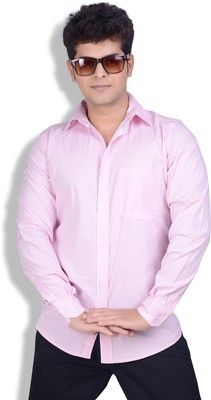 SPEAK Blue Broad Twill Cotton Men's Checkered Casual, Party Shirt ...