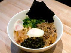 Momofuku ramen at Momofuku Noodle Bar | 71 First Ave between 10th and 11th Sts