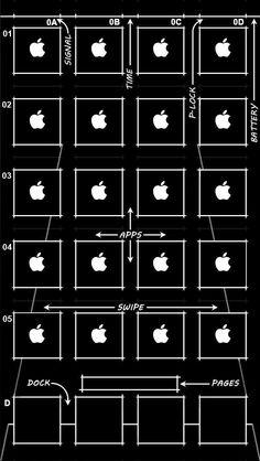 Iphone 5s ios 7 blueprint wallpaper 640x1136 by nikolia982003 iphone wallpapers iphone 5 imgur malvernweather Choice Image