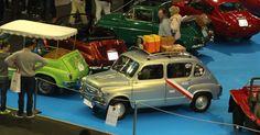 La feria Retro Clásica de coche antiguo rinde homenaje al Seat 600 en BEC!