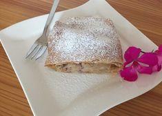 Strudelteig - Backen mit Christina Cooking Recipes, Bread, Sweet, Kitchen, Judo, Baking Tips, Apple Strudel, Quick Cake, New Recipes