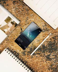Klare Linien machen euer #HuaweiMateS zum Designerstück. #HUAWEI