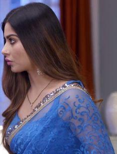 Yeh Hai Mohabbatein, Indian Natural Beauty, Sari, Bridal, Krishna, Girls, Beautiful Women, Hot, Fashion