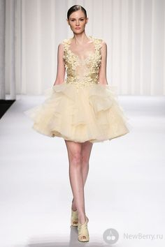 Abed Mahfouz Haute Couture SS 2013
