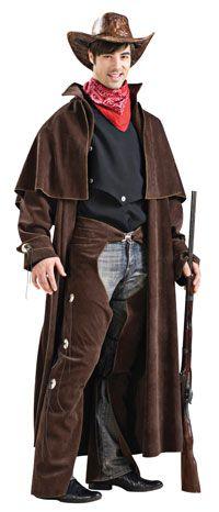 Wild Western Outlaw Costume | Halloween costume ideas | Pinterest ...