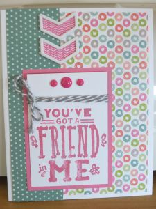 CTMH Lollydoodle card