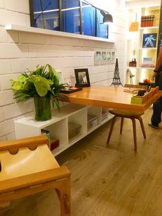 Mesa em balanço