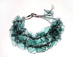 recycled plastic bottle jewelry