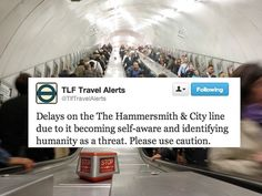 14 Totally Believable Excuses For Your Train Being Delayed