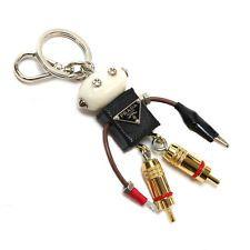 Prada Robin Robot Trick Key Chain IQVkNP