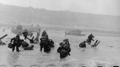 Capa was with the first wave of American troops, landing at dawn. 16th Infantry Regiment, 1st Infantry Division