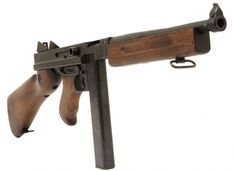 guns america photos | ... M1A1 Submachine Gun - Allied Deactivated Guns - Deactivated Guns