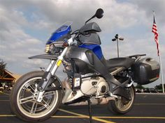 2008 BUELL ULYSSES XB12X CALIFORNIA XB12X ULYSSES - Click to see full-size photo viewer