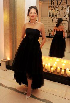 Marion Cotillard in Christian Dior Spring '13, Harper's Bazaar Women of the Year Awards