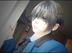 hello everyone _  I'd like to know  is there something I should do with my cosplay makeup that doesn't satisfy you guys ? . Like should I change it up a bit ? Make it seem more natural ? Or what ? #cielphantomhive#cielphantomhivecosplay#blackbutler#blackbutlercosplay#kuroshitsuji#kuroshitsujicosplay#anime#animecosplay#cosplay#cosplayer#cosplaying#f4f#senpai#kawaii#yesmylord#yaoi#uke#advice#cutie#makeup#japan#cielois