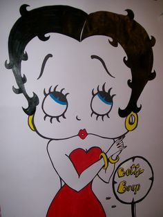 Betty Boop a