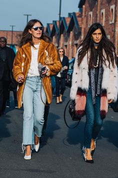 See the best looks seen by Sandra Semburg on the streets of Milan between the shows at Milan Fashion Week Fall