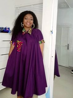 African Lace Styles, Short African Dresses, Latest African Fashion Dresses, African Print Fashion, African Print Dress Designs, Mid Length Dresses, African Attire, Sexy Outfits, Flare Dress