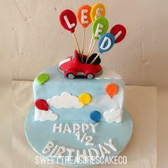This Cake Made Me Sooo Happy Sweettreasures Sweettreasurescakeco Johannesburg Southafrica Birthday Jozi Celebrations Celebrationcakes