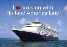 Holland American Crusie Line