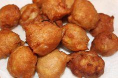 What's Cookin' Italian Style Cuisine: Pumpkin Fritters Recipe