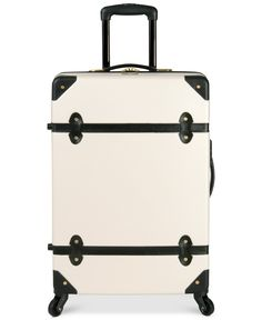 """Diane von Furstenberg Adieu 24"""" Hardside Spinner Suitcase - Luggage Collections - luggage & backpacks - Macy's"""
