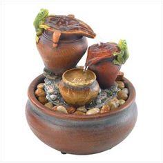 tabletop fountain ~ good Feng Shui