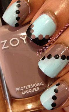 Polish Obsession #nail #nails #nailart