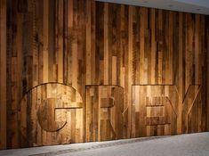 Modern Office by Pentagram for Grey Group