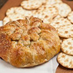 Brie en Croute  #hol