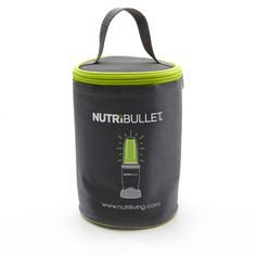NutriBullet Blast Off Bag  Now you can bring your NutriBlast everywhere you need to go in this handy, portable, insulated bag.