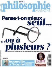 Philosophie magazine N° 92 - Septembre 2015