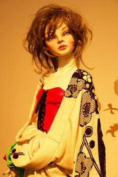 Riho Doll@CANART - http://www.shanghai-mega.com/riho-dollcanart/