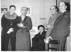 Άννα Συνοδινού, Δημήτρης Χόρν, Χριστίνα Κολογερίκου, Κώστας Μουσούρης, Μίμης Φωτόπουλος.